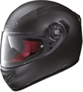Helm-X-lite-X-661-Start-N-Com-Gr-XL-Farbe-swmatt-Sonnenblende