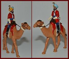 """Trophy of Wales The Raj & Indian Army """"Officer Mounted on Camel"""""""