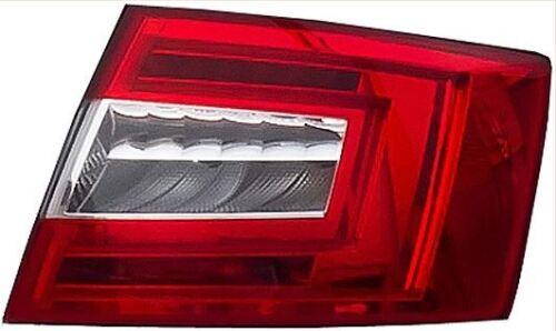 Halogen LED Right Rear light LHD RHD For Skoda OCTAVIA 5E3 11.12