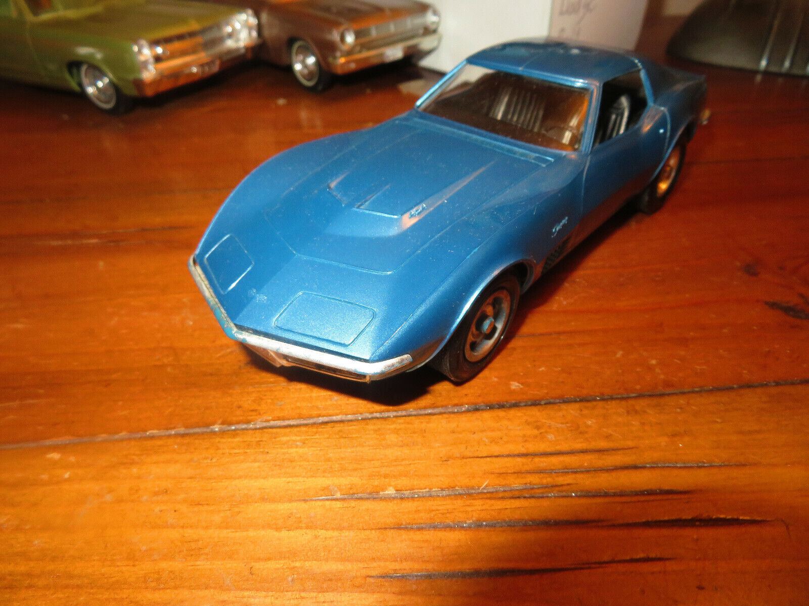 Original 1970 Chevy Corvette Promo