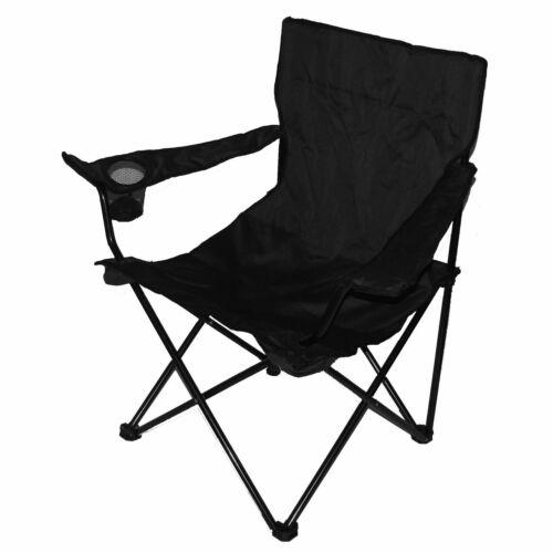bolsa Compacta silla pesca silla de camping con portavasos ocio carpa incl