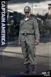 1-6-Mic-Toys-NO001-Captain-America-Steve-Roger-Uniform-Camouflage-Ver-12-034-Figure