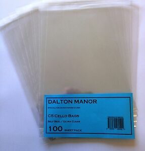 C5-CELLO-BAGS-CELLOPHANE-SELF-SEAL-HIGH-QUALITY-CRYSTAL-CLEAR
