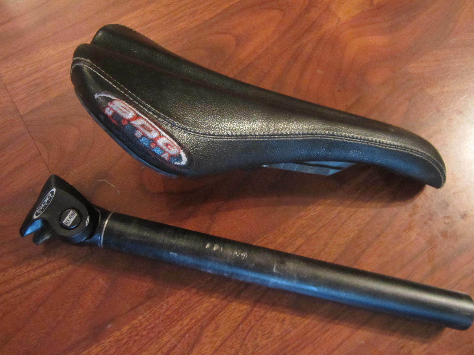 SDG USA BEL AIR SL I BEAM SADDLE WITH 27.2 x 300 SEATPOST