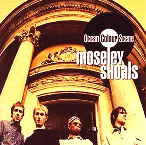 1 of 1 - OCEAN COLOUR SCENE MOSELEY SHOALS CD Album MINT/EX/MINT *