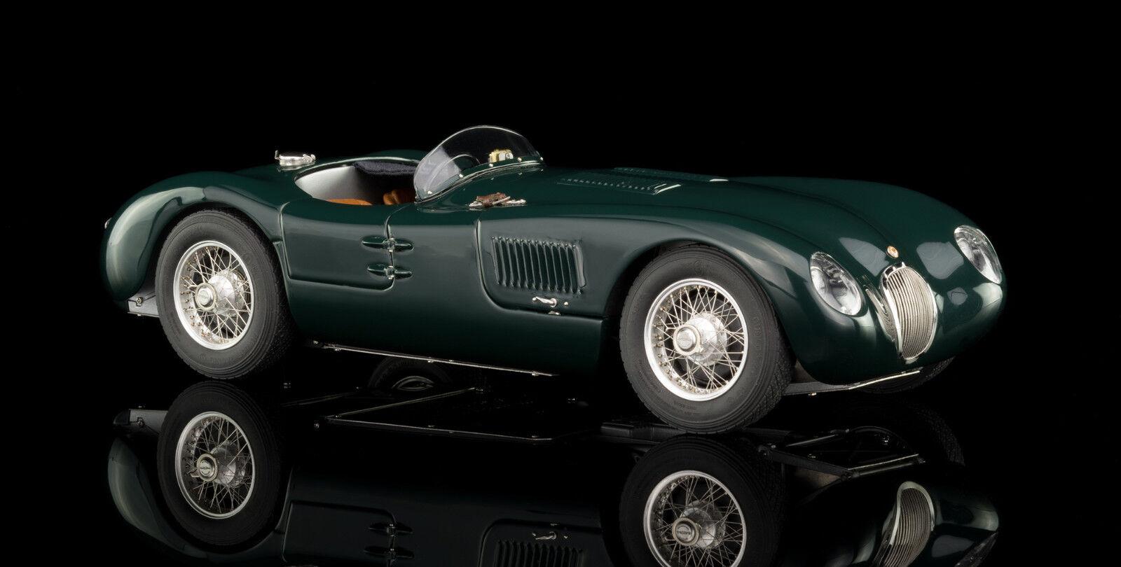 Jaguar C-Type British Racing vert vert vert 1952 CMC m-191 neu&ovp cdbfa7