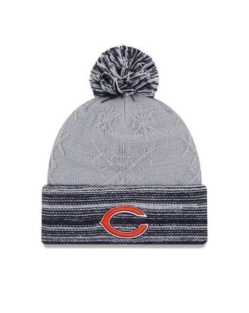 new arrival fb4dc 4cbbf Caps   Hats New Era NFL Womens Snow Crown Redux Knit Beanie