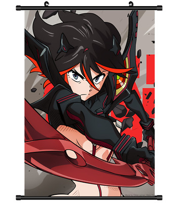 Kill La Kill Anime Expo 2014 Poster RARE