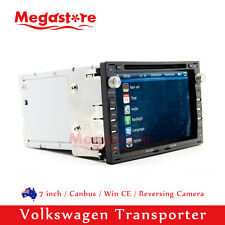 "7"" Car CD DVD GPS Nav Player For Volkswagen Transporter 2004-2010"