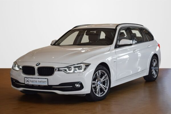 BMW 320d 2,0 Touring Sport Line xDrive aut. billede 0