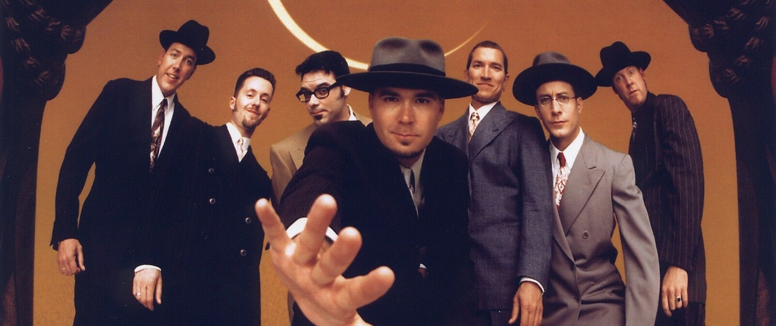 Big Bad Voodoo Daddy Tickets (21+ Event)