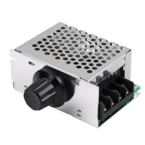 89x 59x38MM Drehzahlregler modul Spannung Regler 220V Wechselstrom Teil
