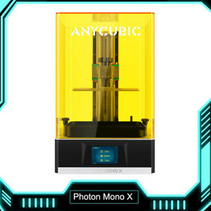 ANYCUBIC 4K LCD Photon Mono X Stampante 3D Grande 192*120*245mm Stampa veloce