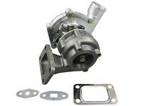 Cxracing Ceramic Ball Bearing T3 Turbo Charger 0.63 0.60 A/r Fast Twin Setup