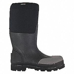 BOGS Work Boots,Knee,Neo-Tech(TM),10D,PR, 69172-001 10, Black
