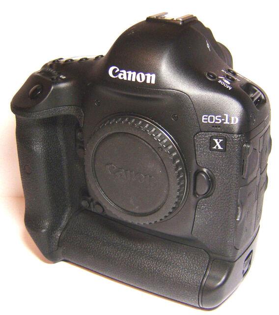 Canon EOS 1D X 1DX 18.1MP Digital SLR Camera    8,076 shutter actuations!!!