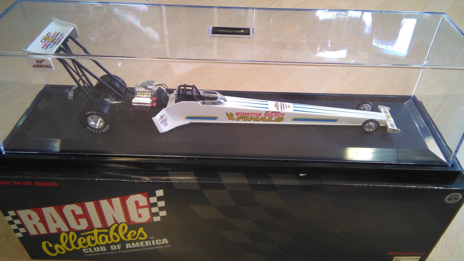 economico e di alta qualità 1996 azione NHRA Winston World Finals Dragster 1 1 1 24 Diecast 1 of 5,000  negozio fa acquisti e vendite