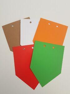 20-Blank-drapeaux-creer-votre-propre-Bruant-Carte-Drapeaux-Enfants-Fete-Banniere-photos