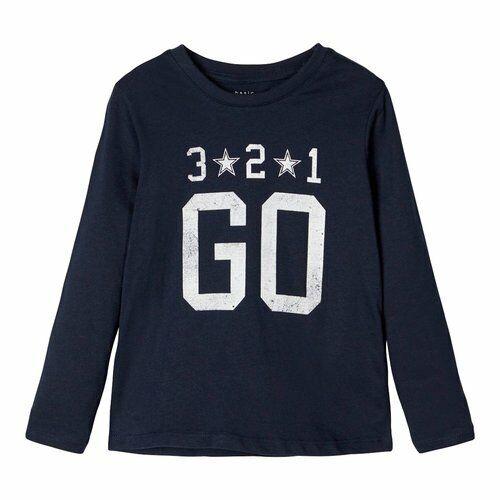 Shirt langarm 3-2-1-Go!