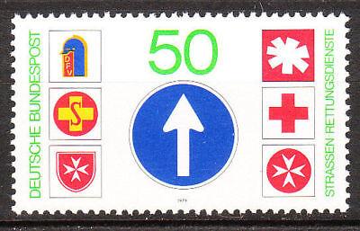 Brd 1979 Mi. Nr. 1004 Postfrisch Luxus!!!