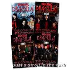 Young Dracula: UK Vampire Comedy TV Series Seasons 1 2 3 4 Box / DVD Set(s) NEW!
