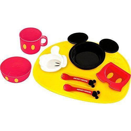 Nishiki Chemical Disney Mickey Mouse Icon Baby Tableware Set K726 0023   eBay  sc 1 st  eBay & Nishiki Chemical Disney Mickey Mouse Icon Baby Tableware Set K726 ...