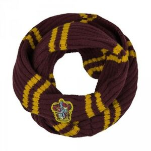 cf0db92678aad Image is loading Harry-Potter-scarf-Infinite -gryffindor-26in-gryffindor-scarf-