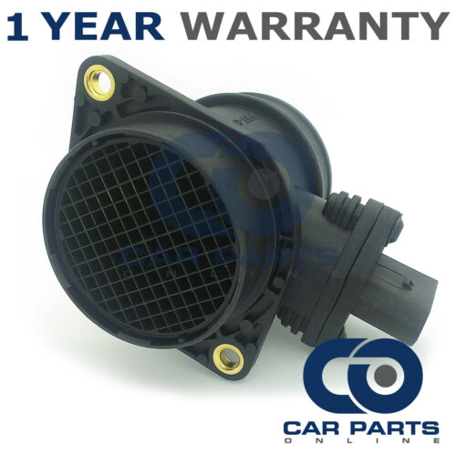 FOR AUDI A4 B6 1.8 T QUATTRO AVANT PETROL 2003-04 MAF MASS AIR FLOW SENSOR METER