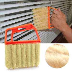 window venetian blind duster brush air conditioner dirt. Black Bedroom Furniture Sets. Home Design Ideas