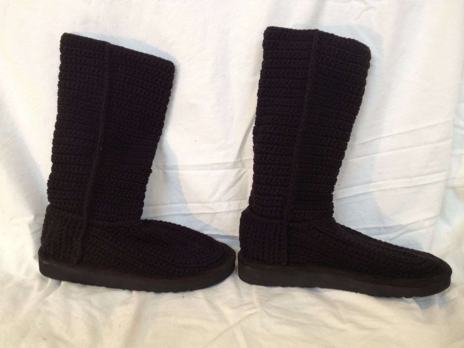 NEW LIVS Crochet Boots - Knit - Shorter - Various Sizes -7 Colors CLEARANCE