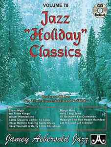 JAZZ PLAY-A-LONG VOL.103 MUSIC BOOK//CD BRAND NEW! JAMEY AEBERSOLD-DAVID SANBORN