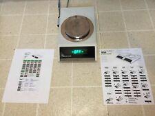 Toledo Mettler Pj400 Precision Electronic Balance Scale 001g Accuracy 400g Max