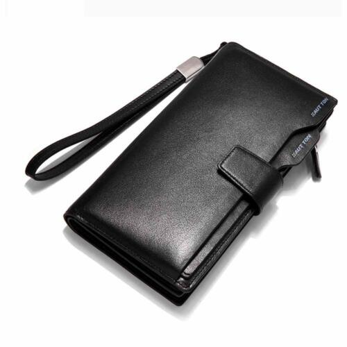 For man Bifold Money Clip Casual