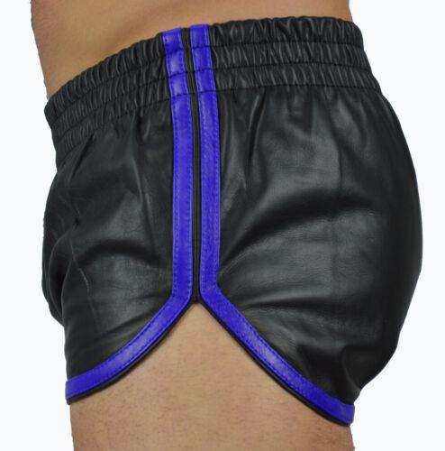 Sports pantaloncini Leather pantaloncini Lederhose Aw-5400 Pelle awanstar shorts pantaloni corti