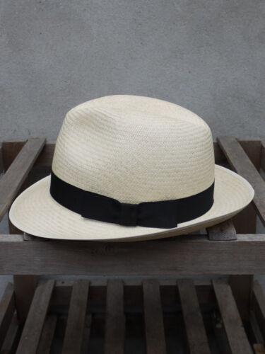 Preset Sombrero Panamá por Olney Sombreros-Genuino Panama-Tejidos A Mano En Ecuador