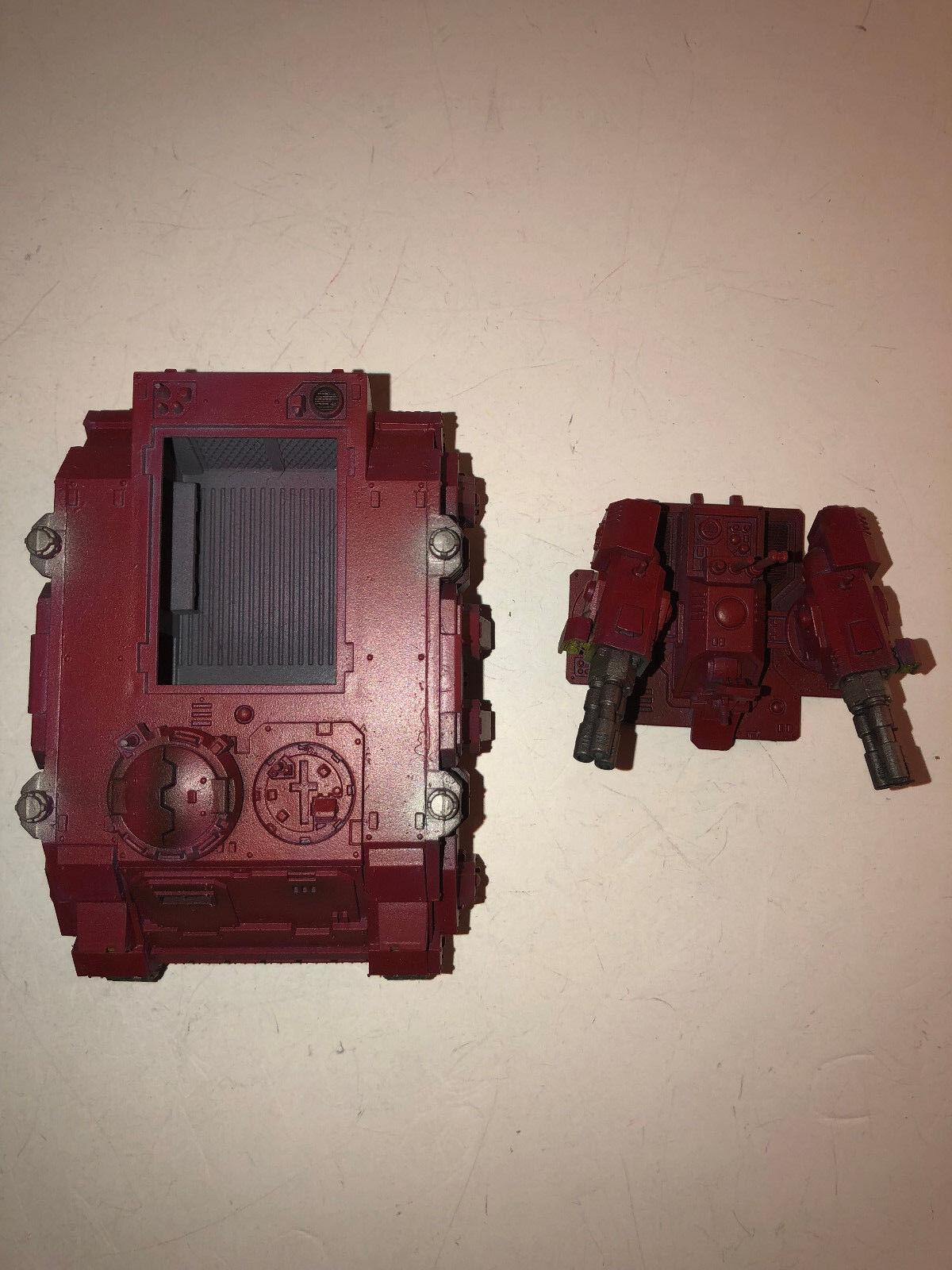 Warhammer 40000 40k Space Marines Marine Stalker paint 5.5 10 great con 102818 A