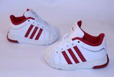 adidas Kids KA Trail 4 K Running Shoe Size 2 Navy / Red SNEAKERS ...
