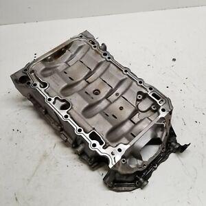2010-2014-VW-VOLKSWAGEN-GTI-MK6-UPPER-TOP-ENGINE-MOTOR-OIL-PAN-SUMP-59K-OEM