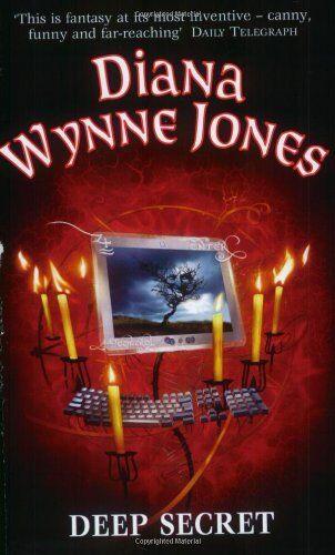 Deep Secret (Gollancz S.F.) By Diana Wynne Jones