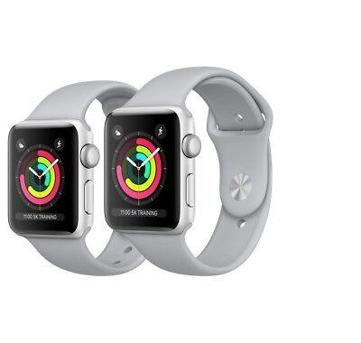 Apple Watch Series 3 38mm / 42mm Aluminium Smartwatch..