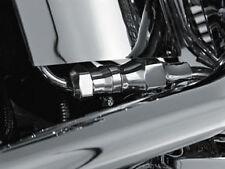 Harley FLSTSB Softail Cross Bones w/Shroud 2008-2011Oil Line Cover by Kuryakyn