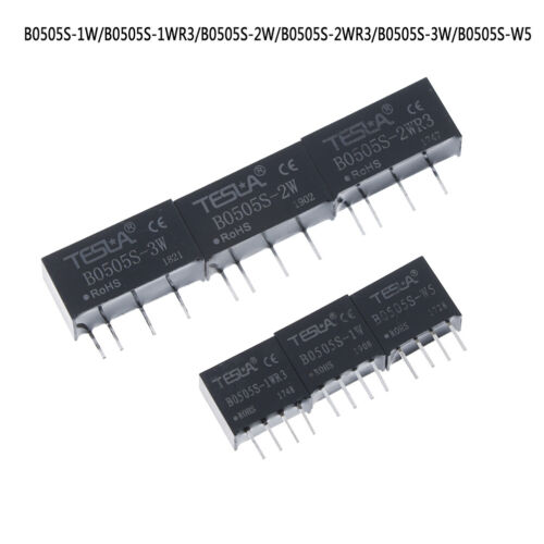B0505S-1W DC-DC 5V power supply module 4pin isolated converter1WR3//2W//2WR3//3W JE