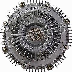DAYCO 115499 FAN CLUTCH FOR TOYOTA LANDCRUISER HDJ79 1HD-FTE 4.2L TURBO 01-07