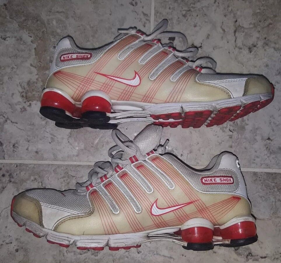 Nike Shox NZ 2.0 SI Womens shoes Size 8.5 409780-100 ONLY ONE FOR SALE ON EBAY