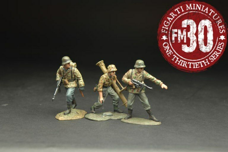 Figarti Zinn WW2 Deutsch ETG-026 Approach With Caution MIB