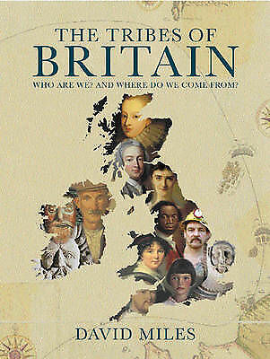 Tribes of Britain: Who Are We? and Where Do We Come From?-ExLibrary