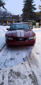 Ford mustang 2004md LOW MILEAGE