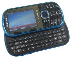 Samsung Intensity II Phone Verizon Wireless SCH-U460 ...