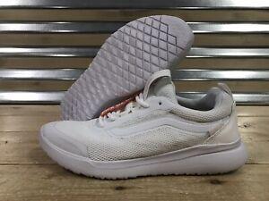f6bfa03d21cb57 Vans Cerus RW Mono Skate Shoes True White Womens SZ 7 ( VN0A3WMPVVC ...