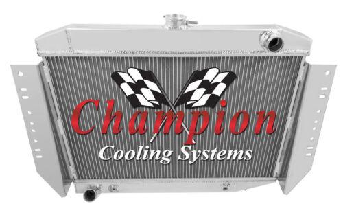 3 Row SZ Champion Radiator for 1972-1979 Jeep Wagoneer V8 Engine